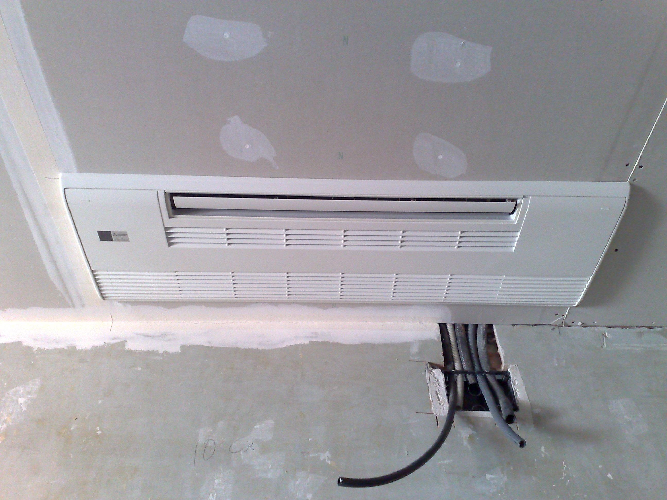instalaci n aire acondicionado 2x1 o llamado multiesplits