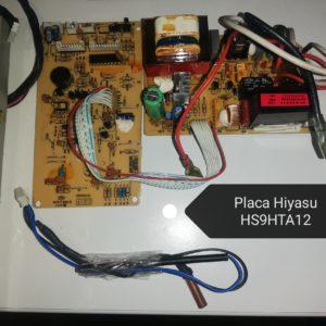 Placa Hiyasu HS9HTA12