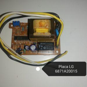 Placa LG 6871A20015