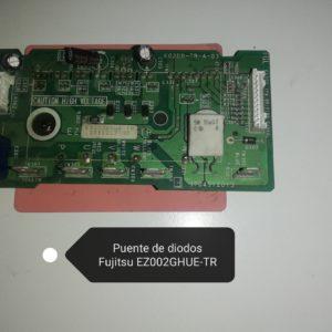 Puente de diodos Fujitsu EZ002GHUE-TR